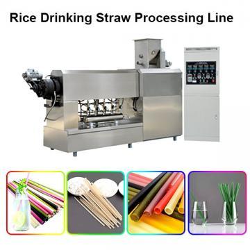 Edible Rice Straw Machine Extruder