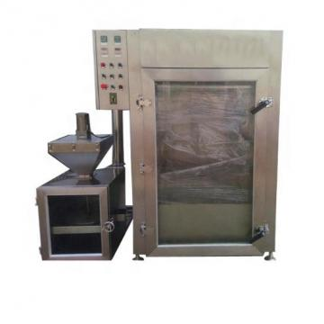 Chicken/Duck/Fish/Bacon/Sausage Food Industrial Smoking Machine 50kg Meat Smoker