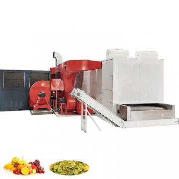 Automatic Food Conveyor Air Drying Equipment Air Cooling Dryer Machine