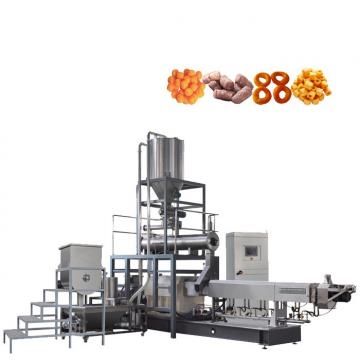 China Grain Corn Rice Snack Food Extruder Extrusion Machine