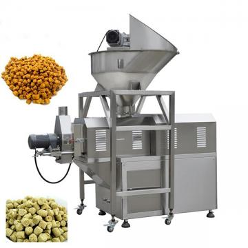 Dog Treats Food Pellet Extruder Making Machine