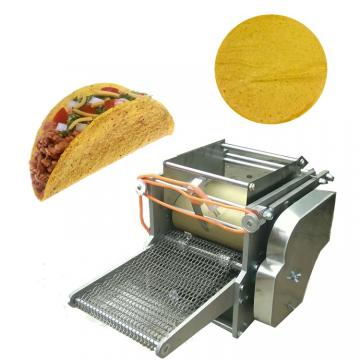 Small Scale Corn Bugles Production Line Fried Snacks Making Machine