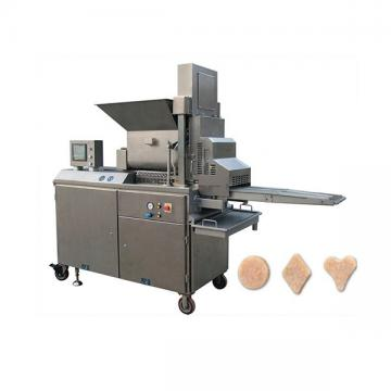 Hamburger Steak Patty Maker Machine Production Line