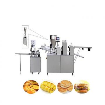 Industrial Automatic Cake Cupcake Bun Hamburger Bread Production Line Manufacturer