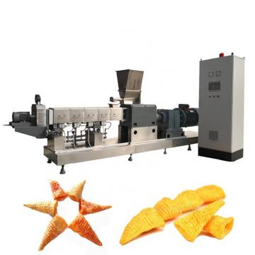 Baked/Fried Corn Chips Doritos Tortilla Making Machine/Fried Bugles Snacks