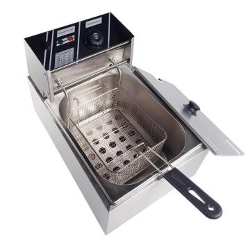 Stainless Steel Electric Fryer Chips Deep Fryer Broaster Chicken Fryer