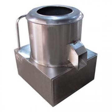 Industrial Potato Washer and Peeler with Four Types