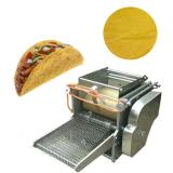 Small Capacity 100 Kg/H Tortilla Chips Corn Chips Food Processing Making Machine Fried ...