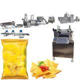 Fried Doritos Tortilla Chips Snack Food Making Machine